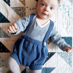 Knitted Baby Bloomers